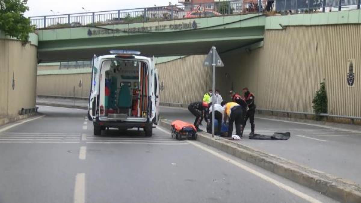 Avcılar'da feci kaza! Motosikletteki 19 ve 15 yaşındaki 2 genç öldü