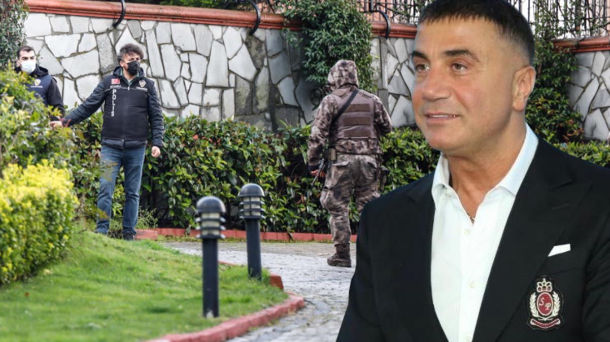 Avukatı baskın yapılan villanın önünde konuştu! İşte Sedat Peker'e yönelik suçlamalar: Yaralama, yağma, gasp