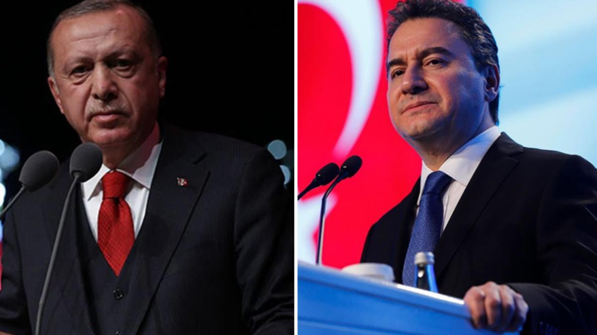 Babacan'ın Abdullah Gül itirafına Cumhurbaşkanı Erdoğan'dan tek cümlelik yorum