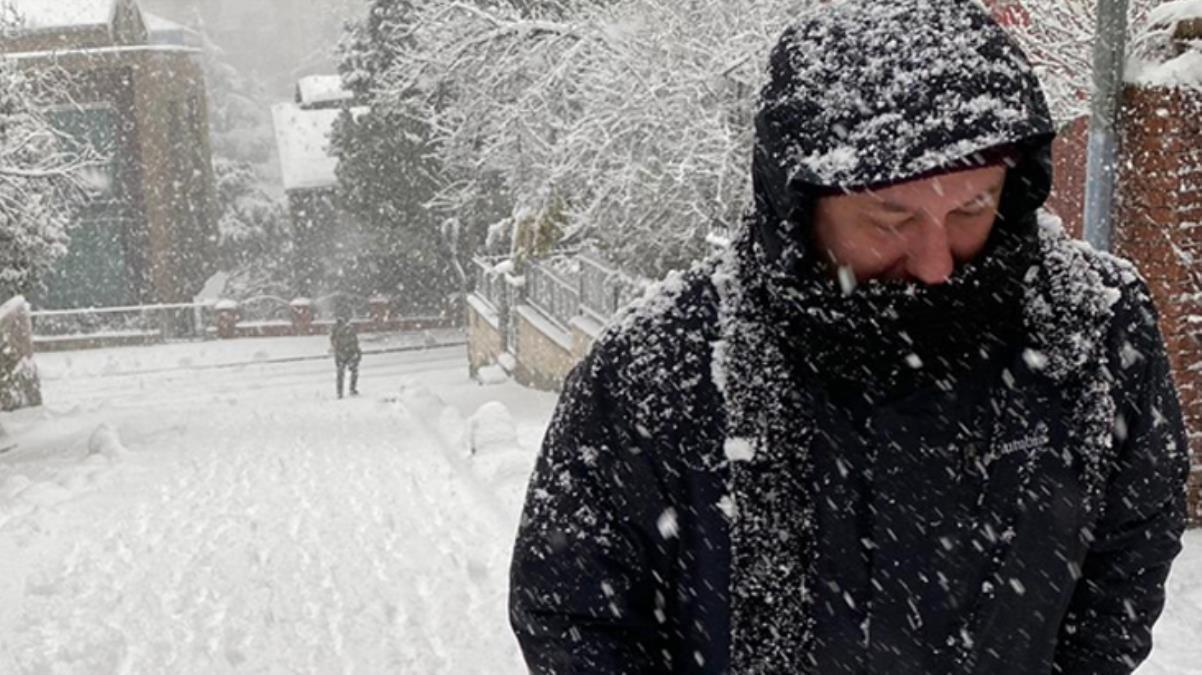 Baharı bekleyen İstanbul'a kar sürprizi! Meteoroloji tarih verdi: Kuvvetli geliyor