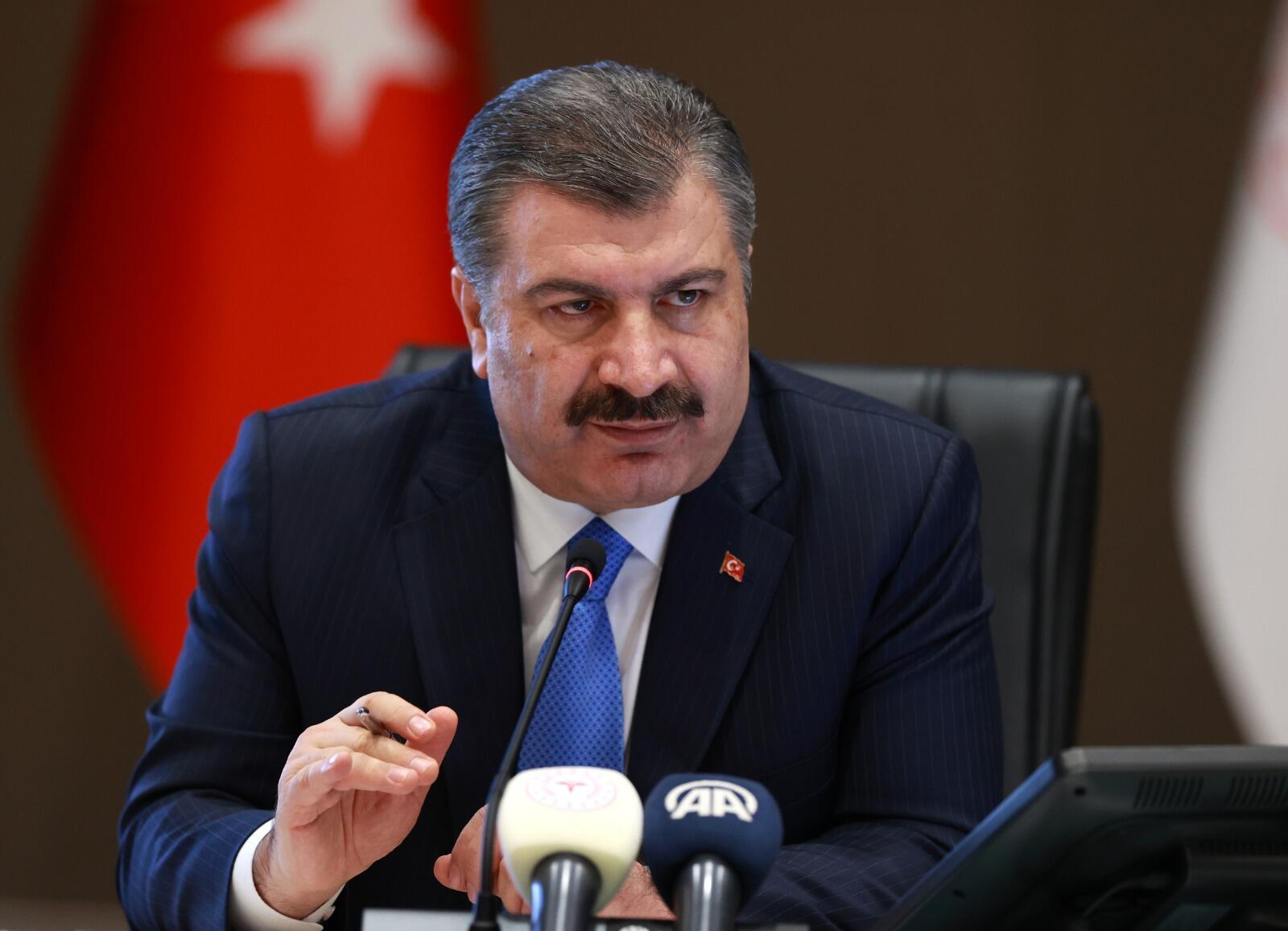 Bakan Koca: İzmir halkının yanındayız