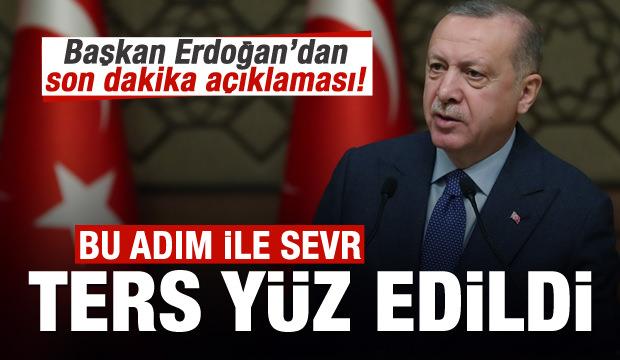 Başkan Erdoğan'dan son dakika Libya açıklaması