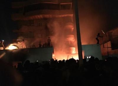 Basra'daki olaylarda ağır bilanço