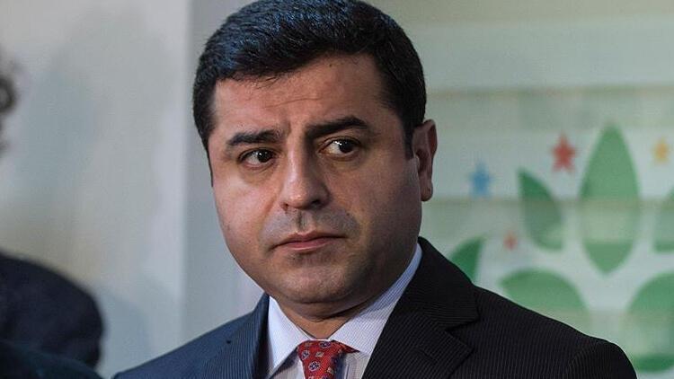 Başsavcı Yüksel Kocaman'ı hedef göstermişti! Selahattin Demirtaş'a dava