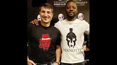 Bernotti 79 'u tercih eden yıldız futbolcu Pascal Nouma 'ya Teşekkürler.