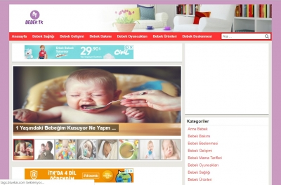 Bilgilendirici Bebek Oyuncakları Sitesi