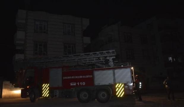Bodrum katta çıkan yangında 9 kişi dumandan etkilendi
