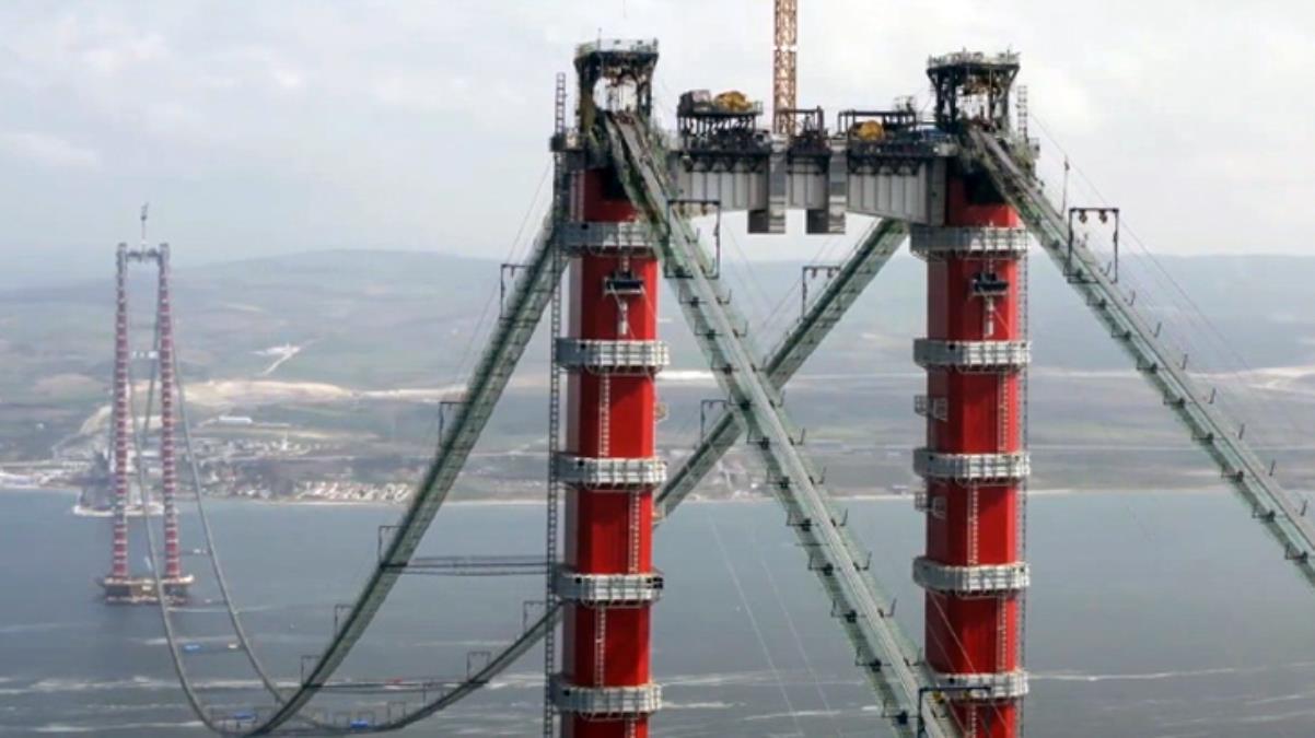 Çanakkale Köprüsü, bölgedeki arsa fiyatlarını bir yılda yüzde 150 artırdı