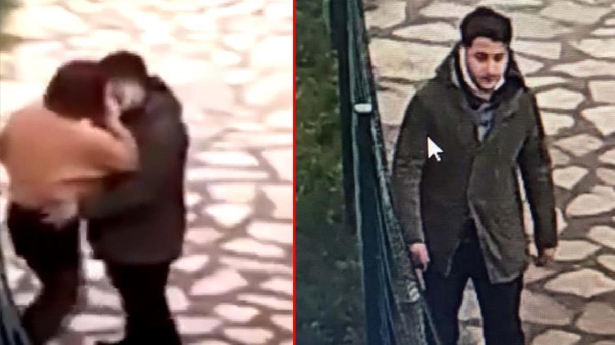 Cihangir'de bir kadını taciz edip boğazına bıçak dayayan sapık yakalandı