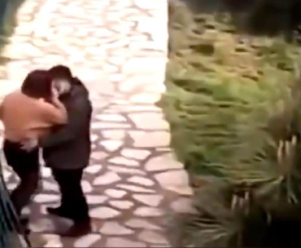 Cihangir'de kadına saldırı görüntüleri polisi harekete geçirdi
