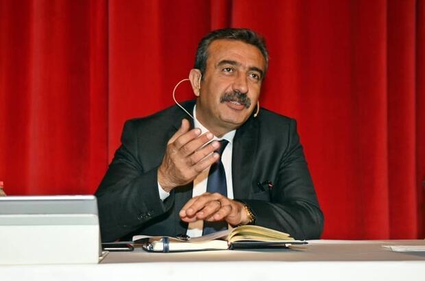 Çukurova Belediye Başkanı Soner Çetin'in Kovid-19 testi pozitif çıktı