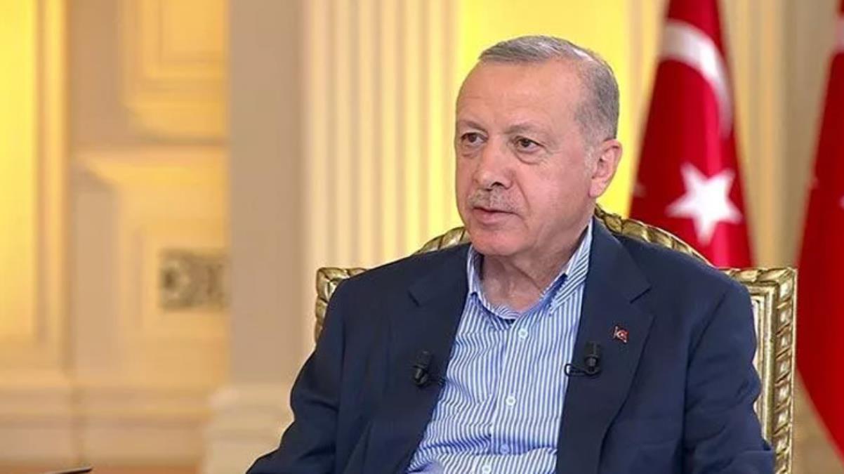 Cumhurbaşkanı Erdoğan canlı yayında açıkladı: İhracatta tüm zamanların rekorunu kırarak 200 milyar dolar eşiğini aştık