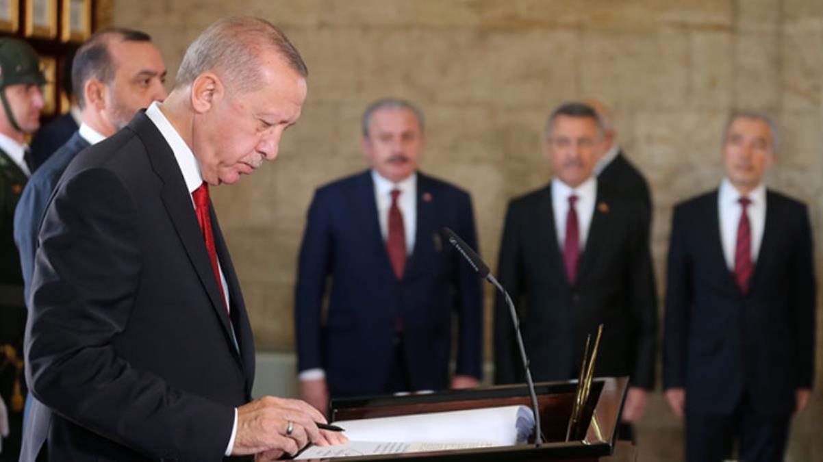 Cumhurbaşkanı Erdoğan'dan 30 Ağustos Zafer Bayramı mesajı: İstikamet çizgimiz aynı