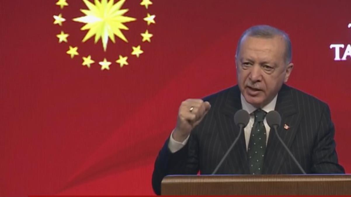 Cumhurbaşkanı Erdoğan'dan ABD Dışişleri Bakanlığı'nın eleştirisine yanıt: Ne yapalım, alkış mı tutalım?