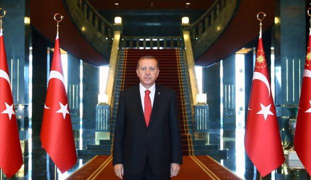 Cumhurbaşkanı Erdoğan'dan Mevlana paylaşımı