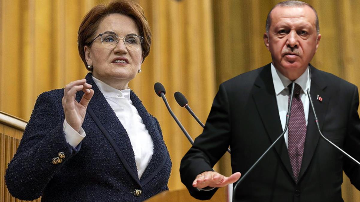 Cumhurbaşkanı Erdoğan'ın başlattığı 'terörist' polemiğine Akşener de dahil oldu