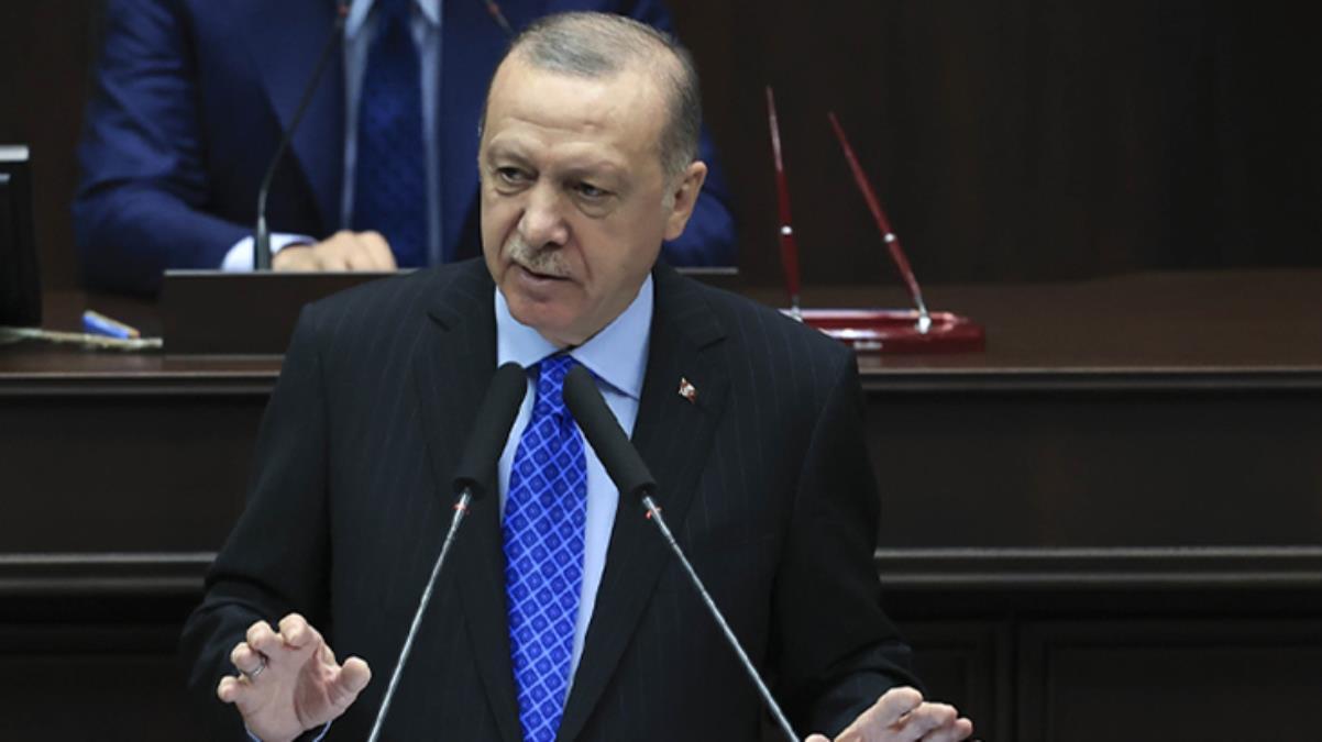 Cumhurbaşkanı Erdoğan'ın grup toplantısında kullandığı 'Bay Meral' ifadesi sosyal medyada gündem oldu