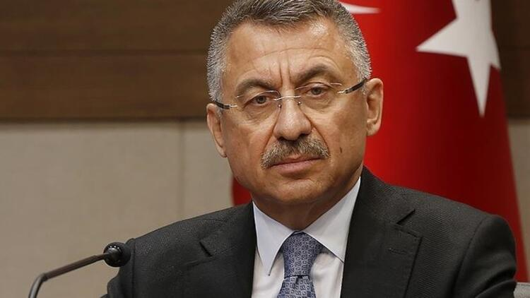 Cumhurbaşkanı Yardımcısı Oktay'dan ABD'nin 'ambargo kaldırma' hamlesine tepki