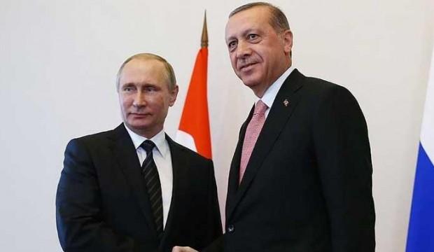 Cumhurbaşkanlığından Erdoğan-Putin görüşmesine ilişkin açıklama