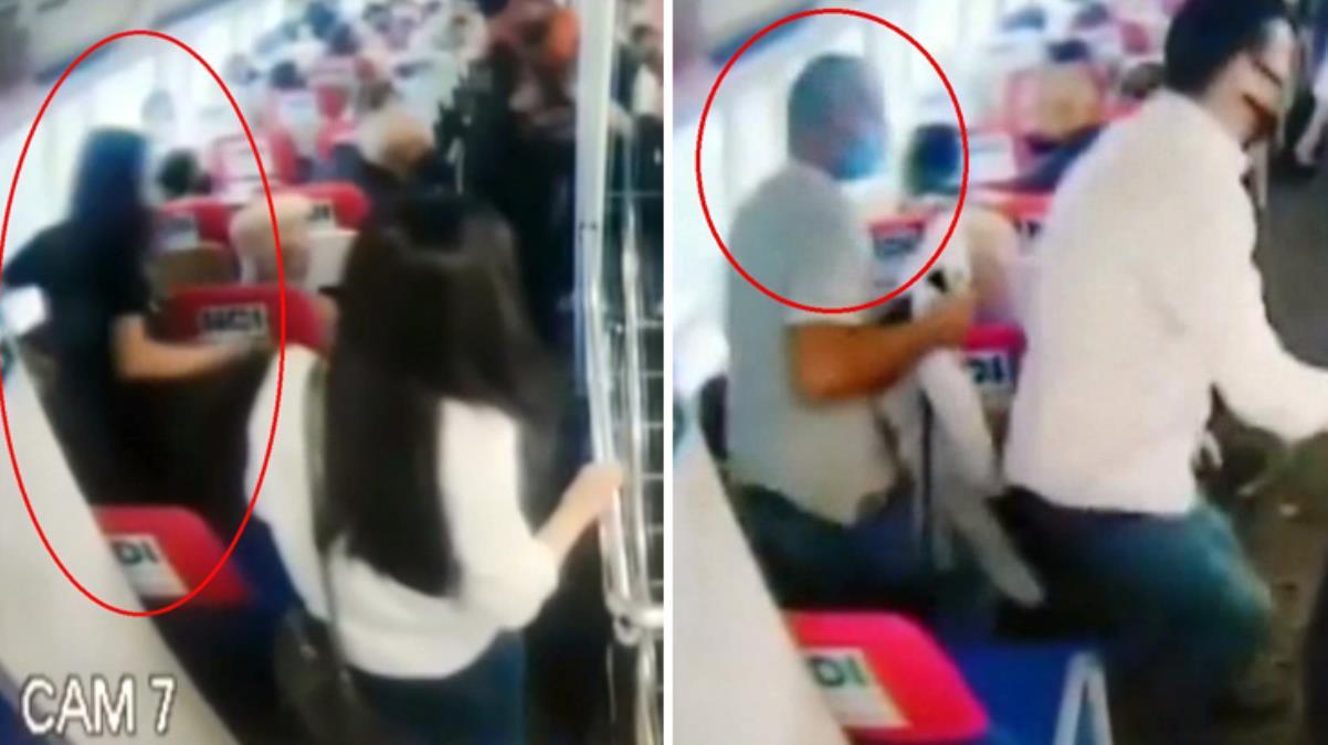 Deniz otobüsünde uyuyan kadına taciz: Elini pantolonumun içine sokmaya çalıştı