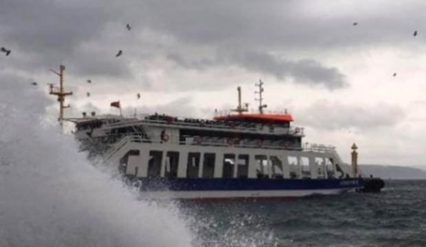 Deniz ulaşımına 'hava' engeli