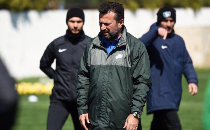 Denizlispor'un antrenmanları 30 Mart'a ertelendi
