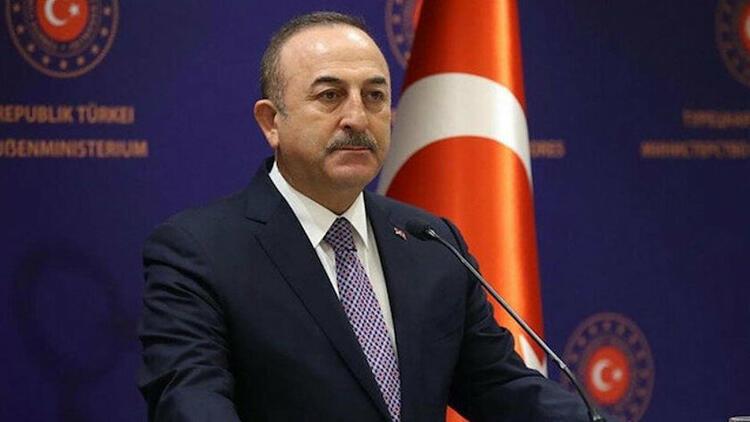 Dışişleri Bakanı Mevlüt Çavuşoğlu: Sahada ve masada Can Azerbaycan'ın yanındayız
