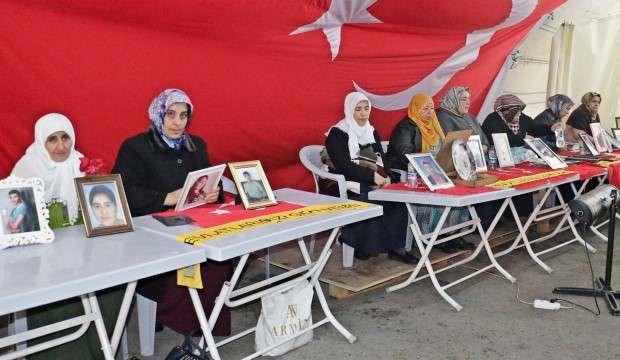 Diyarbakır'da evlat nöbeti 140. gününde