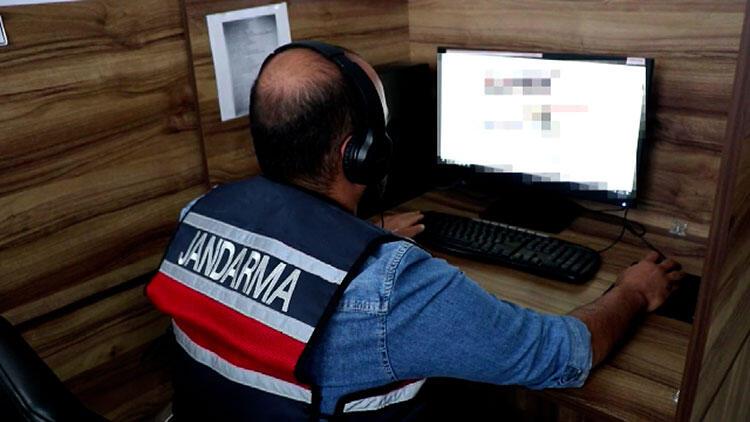 Diyarbakır'da jandarmadan siber operasyon: 46 site erişime kapatıldı