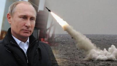 Dünyayı Şok Eden Açıklama, Putin'den Canlı Yayında Nükleer Tehdit!