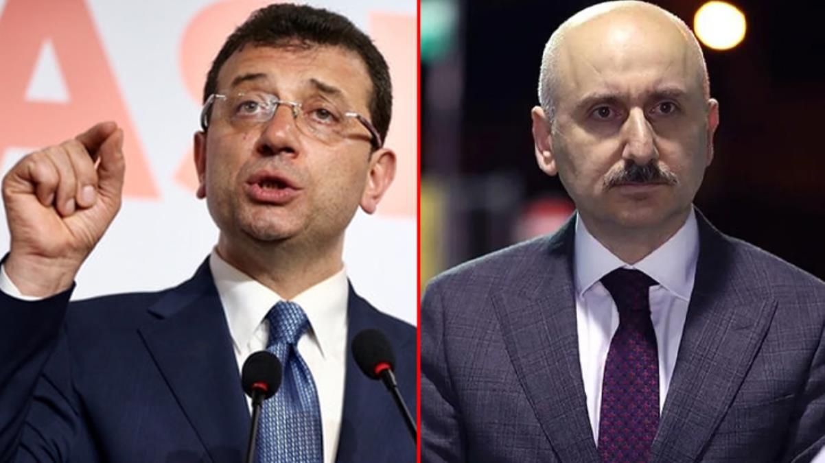 Ekrem İmamoğlu'ndan Ulaştırma Bakanı Karaismailoğlu'na Kanal İstanbul tepkisi: Cahillikten kırılıyorlar