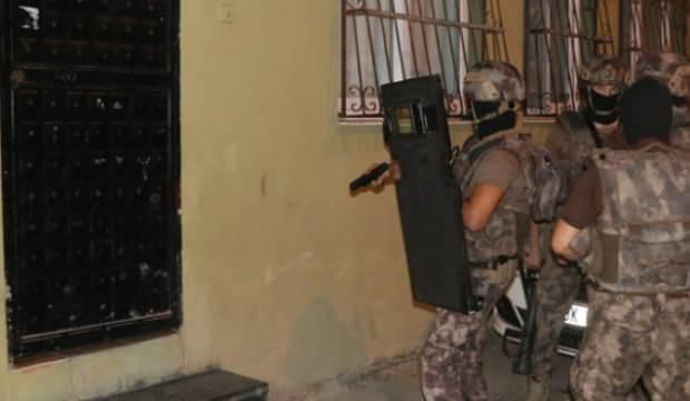 Emniyet'ten 77 ilde uyuşturucu operasyonu: Çok sayıda gözaltı