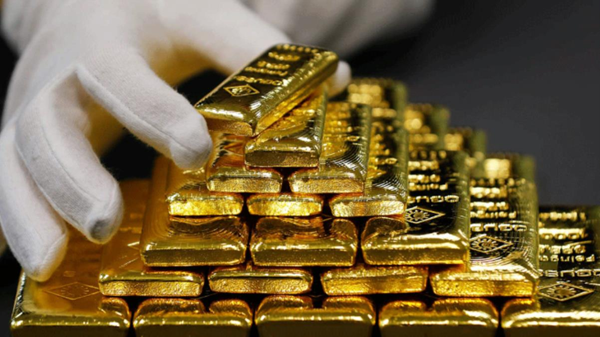 En fazla altın rezervine sahip ülkeler sıralandı! Türkiye listeye 12. sıradan girdi