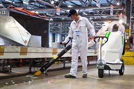 Endüstriyel Temizlikte Profesyonel Çözüm İçin : Düntem Temizlik