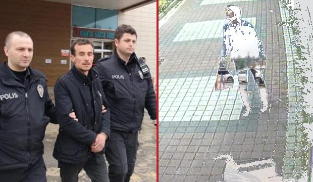 Engelli vatandaşın tekerlekli sandalyesini çalan hırsız tutuklandı