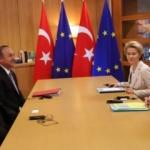 Erdoğan'dan AB temsilcileriyle önemli görüşme