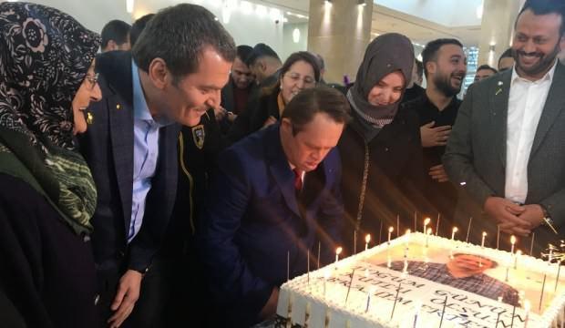 Erdoğan'ın manevi oğlu İbo'ya Soylu'dan sürpriz