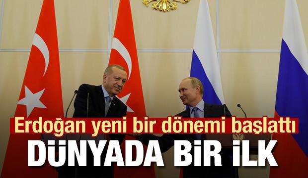 Erdoğan yeni bir dönemi başlattı: Kitaplı diplomasi