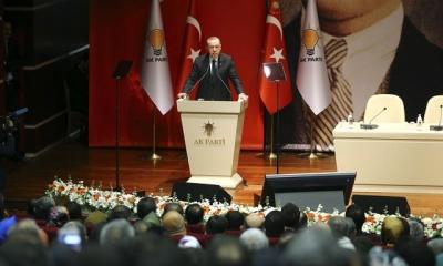 Erdoğan: Yerel Seçim Kampanyası Hakkında Açıklama