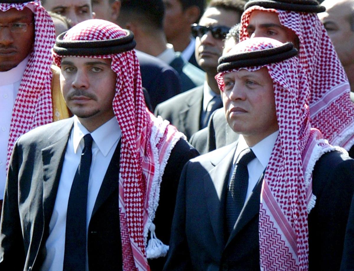 Ev hapsine alınan eski Ürdün Veliaht Prensi Hamza, Kral 2. Abdullah'a sadakat yemini etti