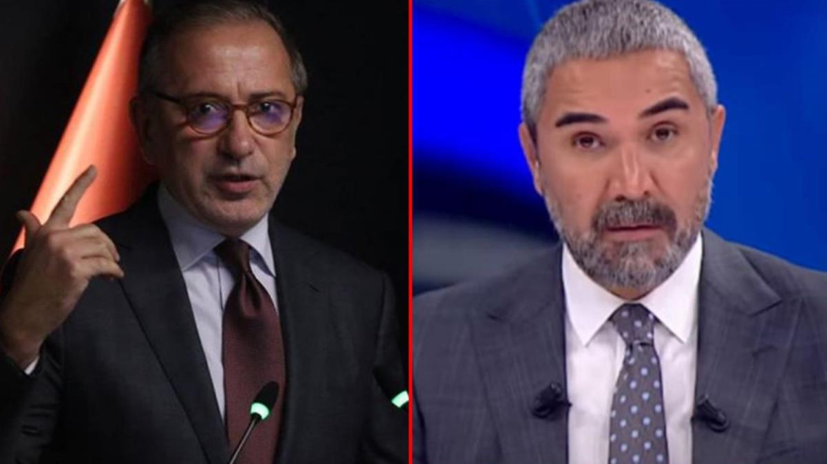Fatih Altaylı, Sedat Peker'in hedefindeki Veyis Ateş'e çağrıda bulundu: Bu vahim iddiaları net bir şekilde yalanla
