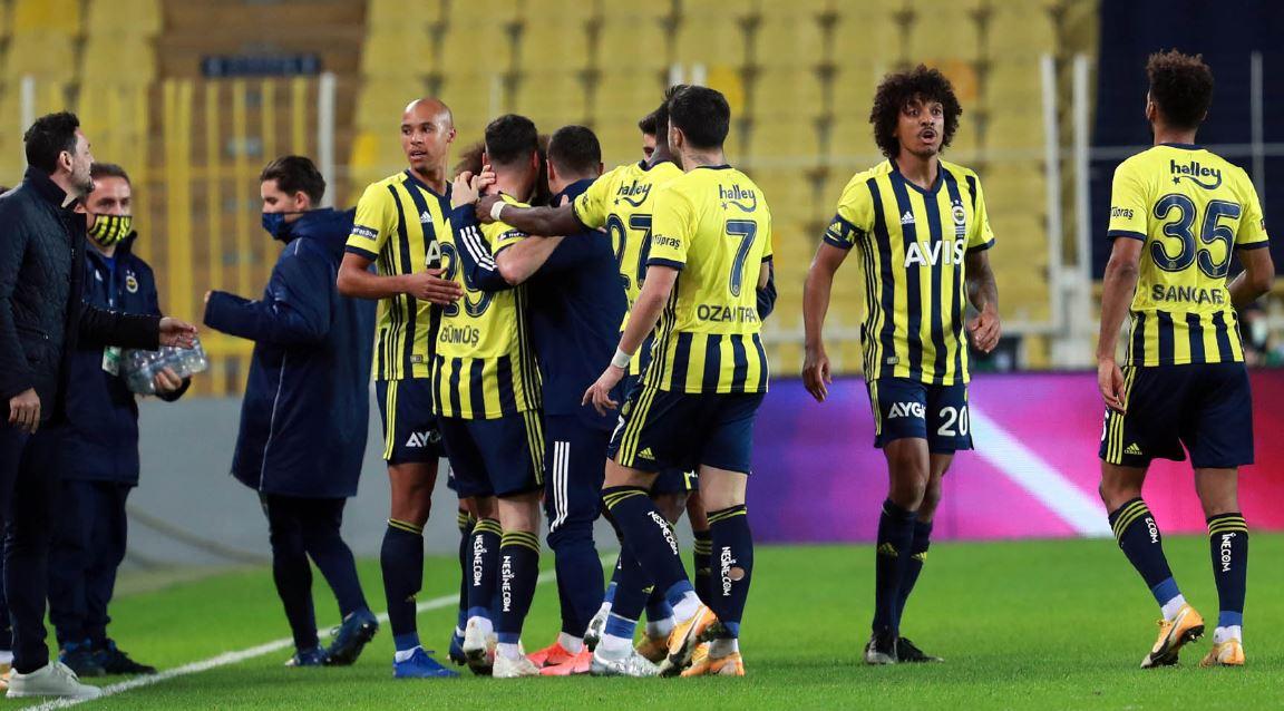 Fenerbahçe'nin beşi bir yerdesi!