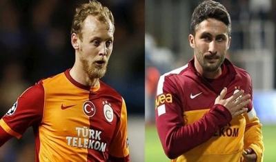 Galatasaray, Sabri ve Semih'i istiyor