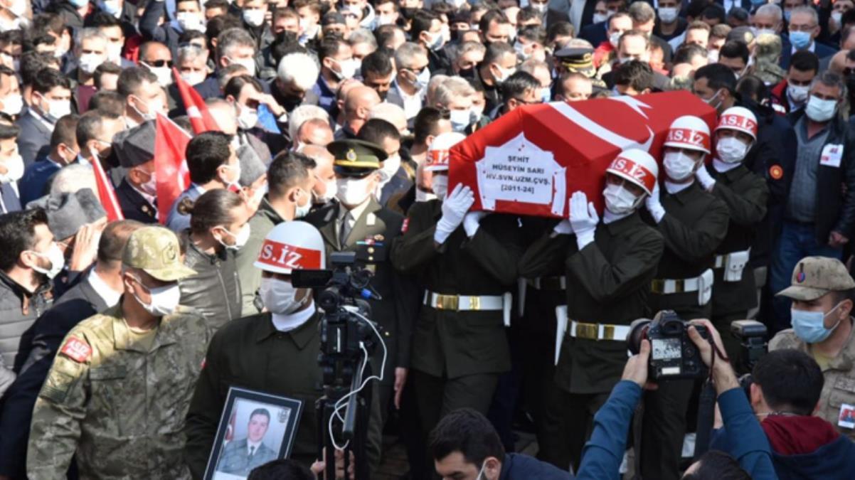 Gara şehidinin silahı Diyarbakır'da yakalanan PKK'lı teröristin üzerinde bulundu