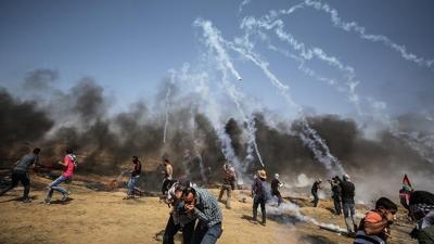 Gazze'de Büyük Patlama!