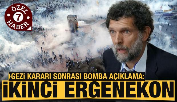Gezi kararı sonrası çarpıcı sözler: İkinci Ergenekon!