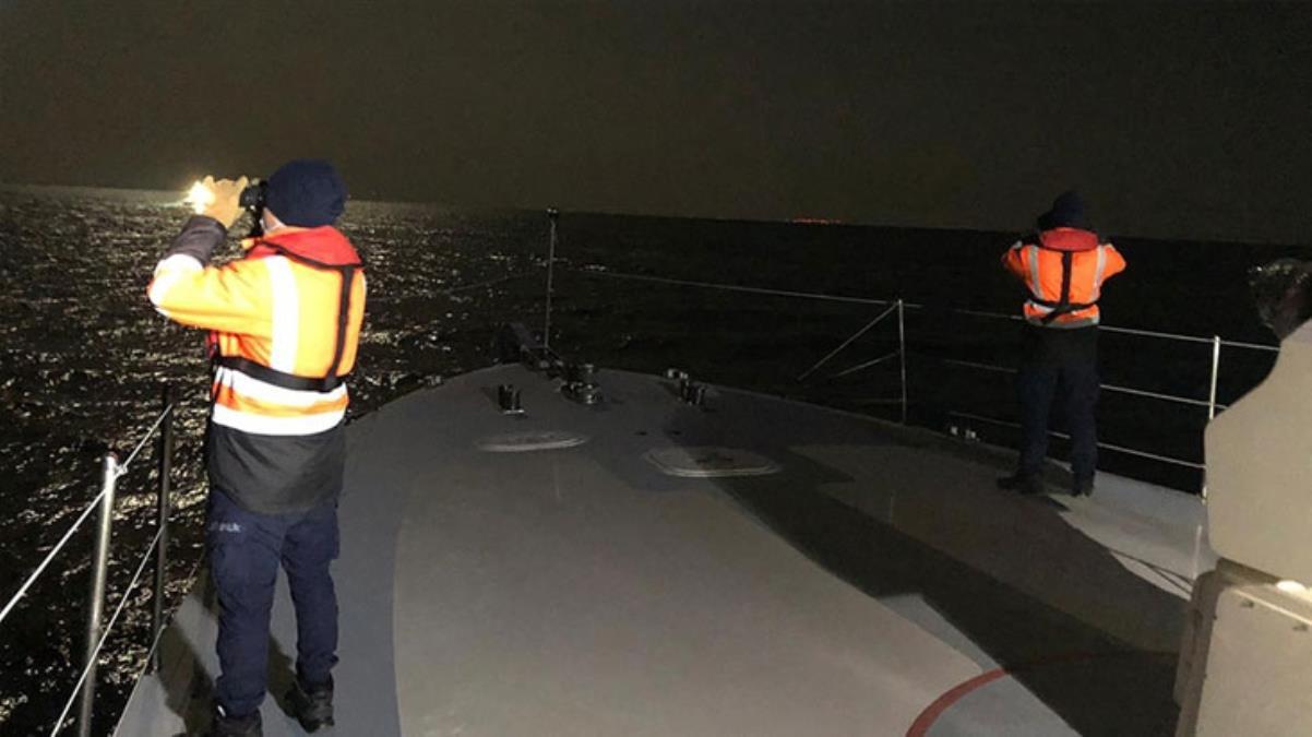 Gökçeada açıklarında batan teknedeki teğmenin cansız bedeni bulundu