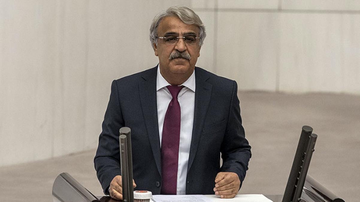 HDP Eş Genel Başkanı Mithat Sancar'a Nevruz soruşturması