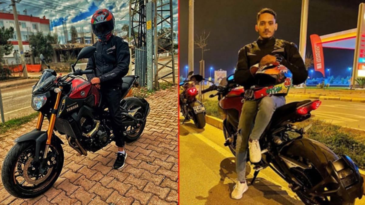 Henüz 24 yaşındaydı! ''Katilim'' dediği motosikletiyle kaza yapan genç, hayata tutunamadı