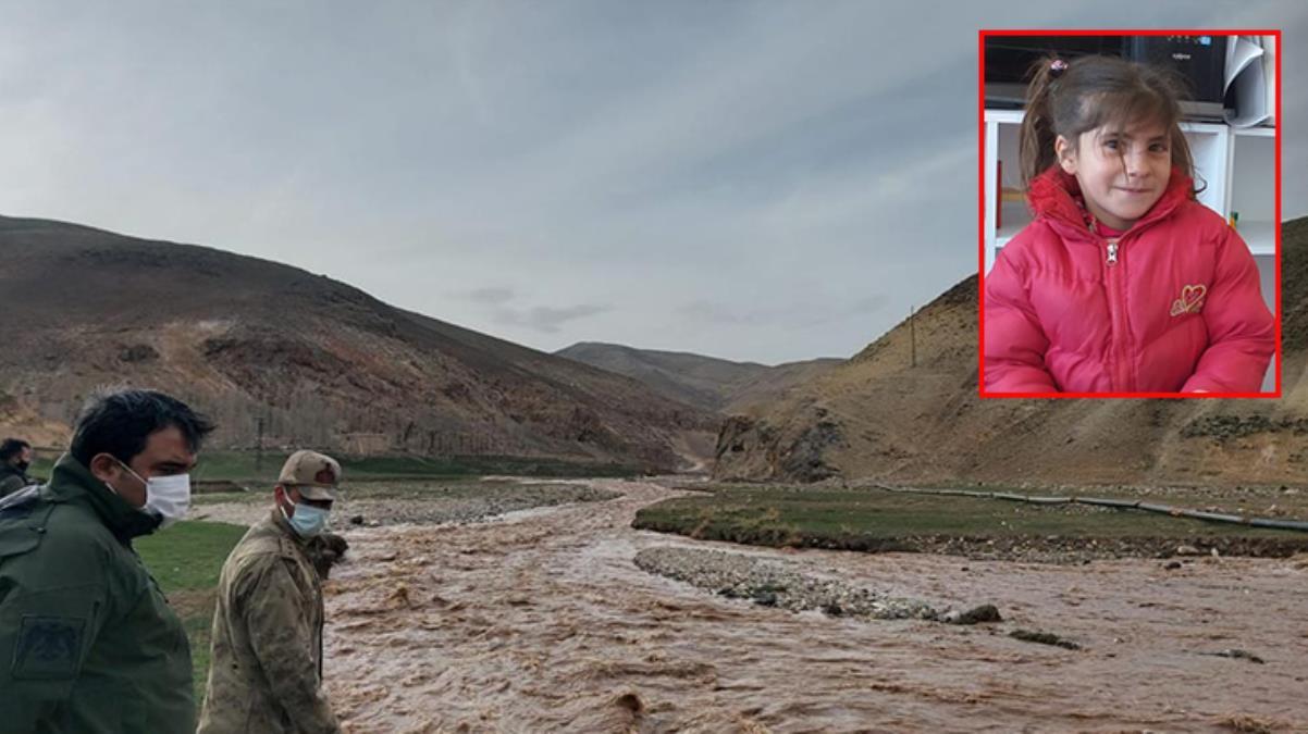 Herkes seferber olmuştu! Nehre düşen İpek'in 20 saat sonra kahreden haberi geldi